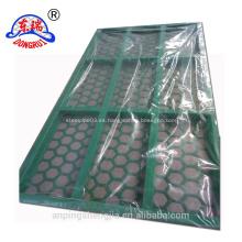 Pantalla de agitador de marco de acero kemtron en alta calidad
