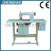 Ultrasonic Lace Sewing Machine with CE (1.5KW) Lace/Non-Woven Cloth/Surgical Gown Ultrasonic Sewing Machine