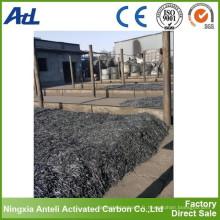 Fabricant de charbon actif imprégné en vrac