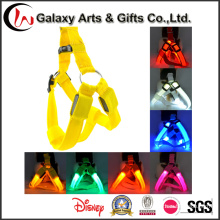 LED Light Dog Harness with Dog Leashes Pet Harness Puppy