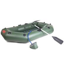 Bateau de pêche gonflable en caoutchouc de haute qualité
