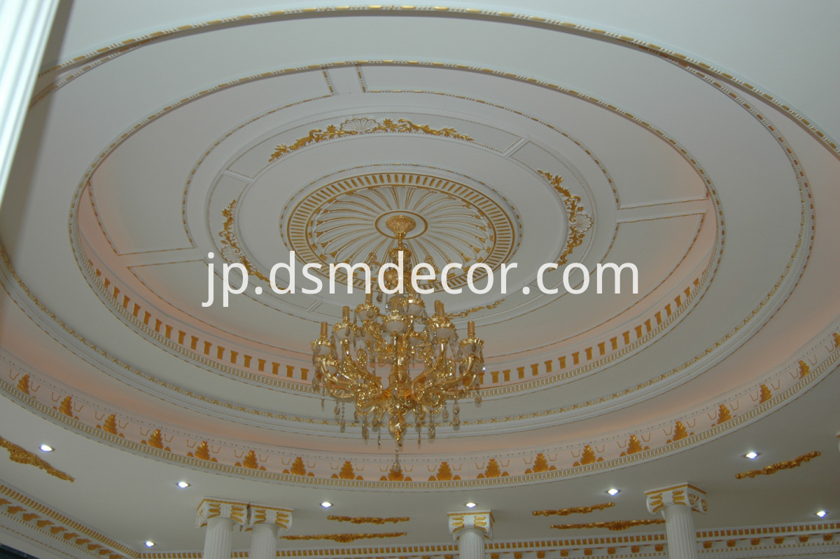 Curved Molding