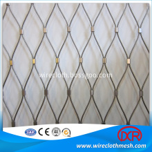304 Stainless Steel Wire Rope Mesh Net