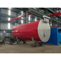 2.8MW Gas Fired Hot Oil Boiler