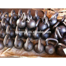 China Eisen 64kg Kettlebell