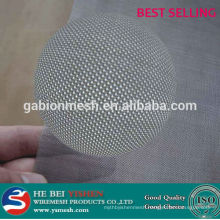 Anping low price 304 stainless steel wire mesh/security screen mesh/stainless steel insect screen