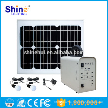 20W Fabrik Preis Mobile Ladegerät Beleuchtung Haus Solar Energy System