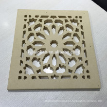 Diseño CNC MDF