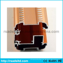High Quality Aluminum Extruded Section for Slim Light Box
