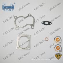 Kit de joints de turbocompresseur GT15 pour 454006 700999, 708847