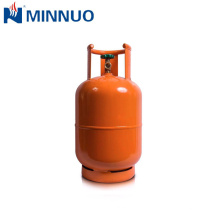 Tanques de almacenamiento del lpg de la presión baja 11kg para Filipinas, botella de butano