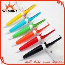 Promotional Color Plastic Fat Pen for Logo Printing (BP0236)