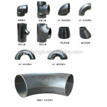 ASTM WPB A234 - бесшовная арматура для арматуры из углеродистой стали - astm, din, jis, gost, gb (колено, тройник, редуктор, колпачок, фланец)