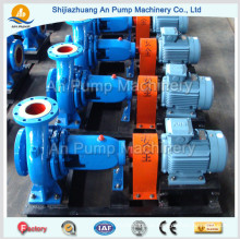 Salt Sea Water Single Stage Single Suction Irrigation Pump