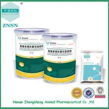 Darreichungsform und Haustiere, Rinder, Pferd, Schafe Tierart Doxycyclin Hyclate lösliches Pulver