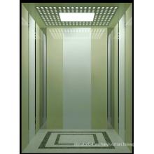 800kg Elevador de 10 personas del fabricante del elevador con sitio de la máquina