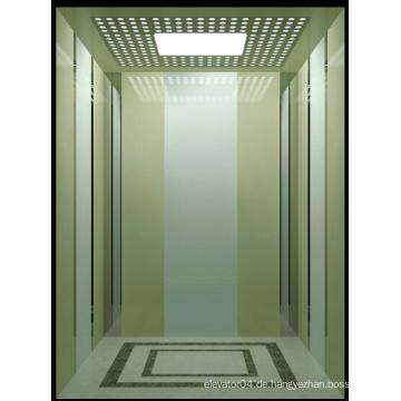 800kg 10 Person Aufzug vom Aufzug Hersteller mit Maschinenraum