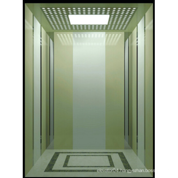 800kg 10 Person Elevator From Elevator Manufacturer with Machine Room