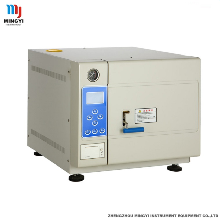 dental autoclave steam sterilizer