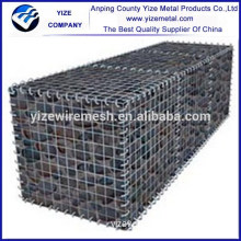 alibaba china factory precise construction everlasting hot sale high quality low price galvanized gabion box(manufacturer)