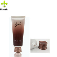 D40 offset printing tube for cosmetic packaging tube with screw cap