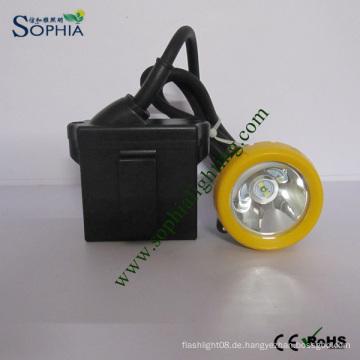 6.6ah LED-bewegliches Licht, bewegliche Lampe, Sicherheits-Kappen-Lampe