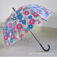 Flower Cover Apollo Bubble Umbrella for Girls (YSN20)