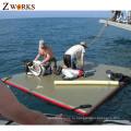 Новые технологии тренажерами воды плавающей коврик для продажи