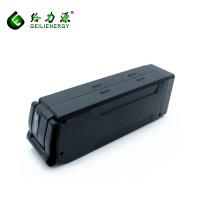 Bateria elétrica da bateria da caixa de bateria 10s4p do lítio da bicicleta do costume 36v 11ah do OEM