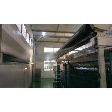 Fiberglass biaxial  geogrid 50kN coated bitumen