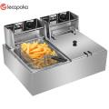 Preço da máquina da fritadeira de batatas fritas