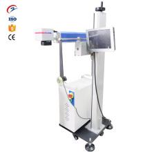 Machine de marquage laser à fibre volante 30W