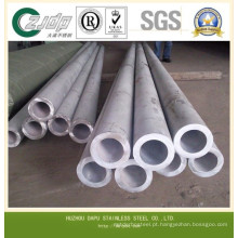 ASTM A213 316L 316 Tubo sem costura de aço inoxidável