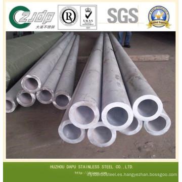 ASTM A213 316L 316 Tubo de acero inoxidable sin costuras