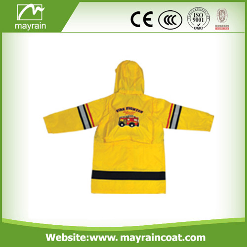 Child 100% Polyester Raincoat