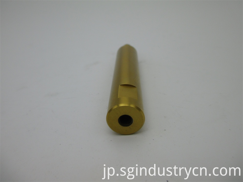 Components Of Brass Cnc
