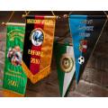 Banners bordados