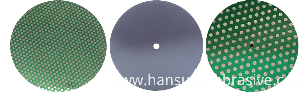 Diamond Dot Disc