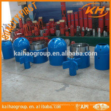 Поплавок API для поплавкового кольца и завод по производству фарфоровой обуви KH