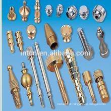 Peças de torno CNC de alta precisão