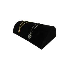 Black Flock Jewelry Pendentif présentoir en gros (N-ST-K1B)