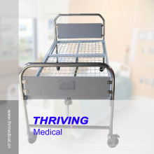 Single Crank Manual Hospital Bed for Sale (THR-MB142)