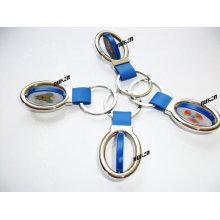 Promotional Fashion Custom 3D Plastic Keychain