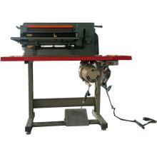 Máquina de corte de corte de tiras de folha de espuma de couro
