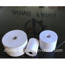 Cortadora de papel y máquina de rebobinado para el sistema de gestión de colas