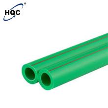 Tubo PPR para sistema de aquecimento por piso radiante