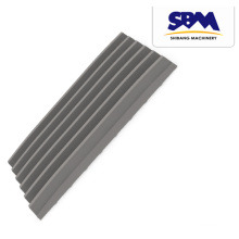 Factory direct supplier SBM fixed jaw plate price