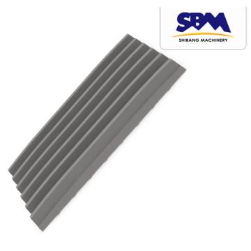 Fournisseur direct d'usine SBM fixe prix de plaque de mâchoire