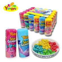 Sour Candy Supplier Fruity Sour Soft Chewy Candy