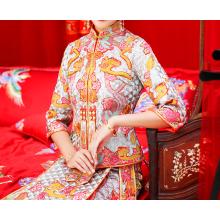 Handbestickte Brautkleider